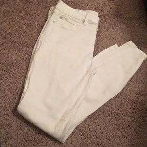 Articles of Society White Jeans